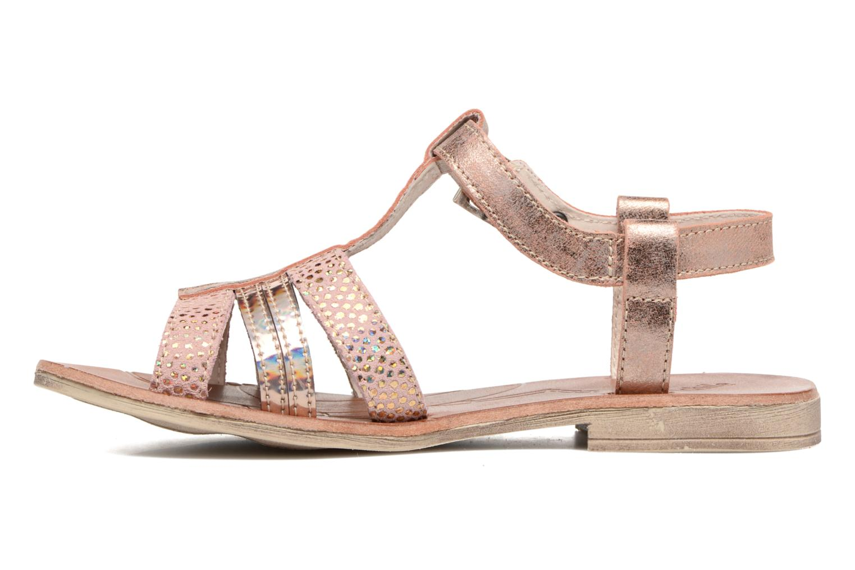 Sandalen Achile Kimitsu Roze voorkant