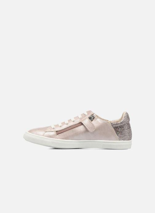 Sneaker Achile Paula rosa ansicht von vorne