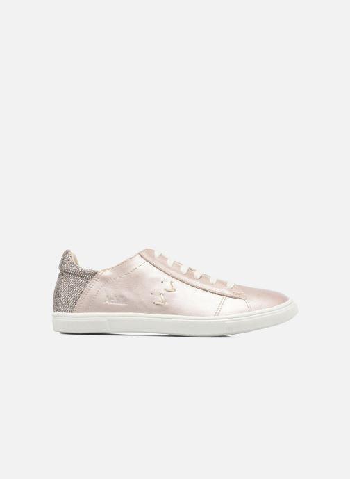 Sneaker Achile Paula rosa ansicht von hinten