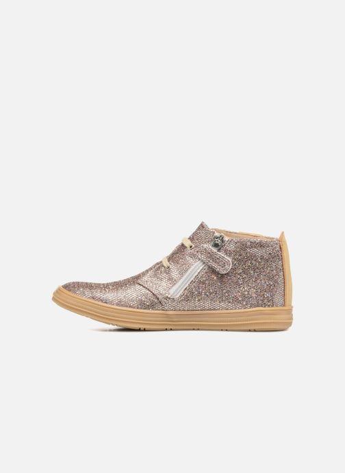 Sneakers Achile Andrea Roze voorkant
