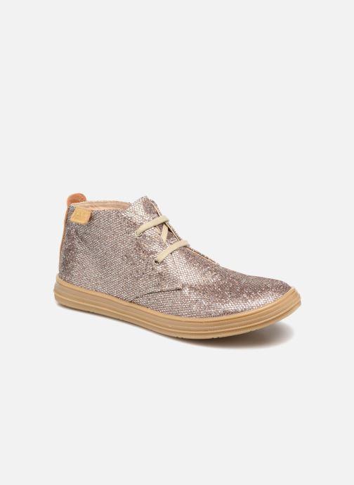Sneakers Achile Andrea Roze detail