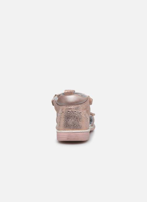 Sandalen Catimini Puce Roze rechts