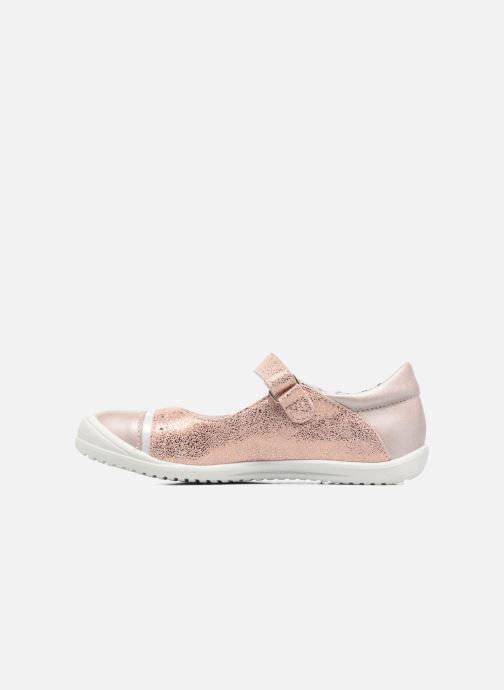 Ballet pumps Catimini Pipistrelle Pink front view