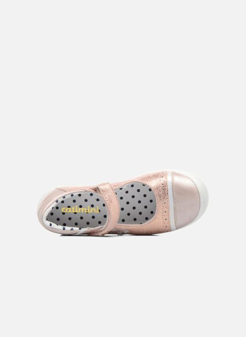 Ballet pumps Catimini Pipistrelle Pink view from the left
