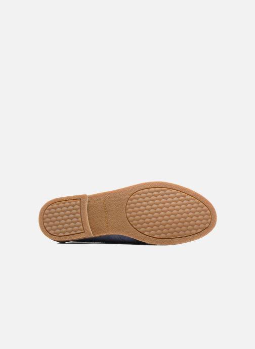Chaussures à lacets Hush Puppies Aiden Bleu vue haut