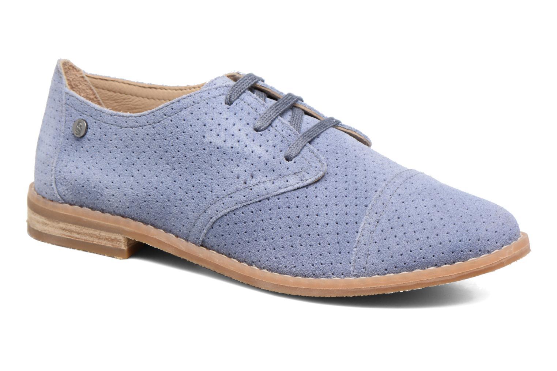 27135ee43 Hush Puppies Aiden (Azul) - Zapatos con cordones cordones cordones en Más  cómodo Zapatos casuales salvajes 993461