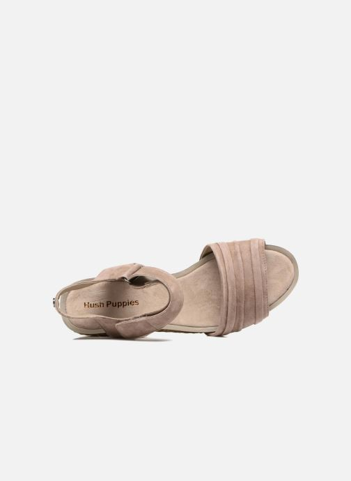 Sandalen Hush Puppies Eivee Beige links