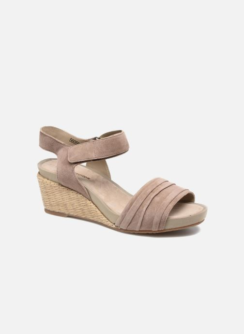 Sandalen Hush Puppies Eivee Beige detail