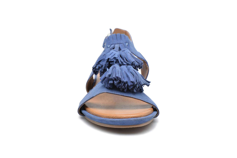 Sandalen Hush Puppies Gandy Blauw model