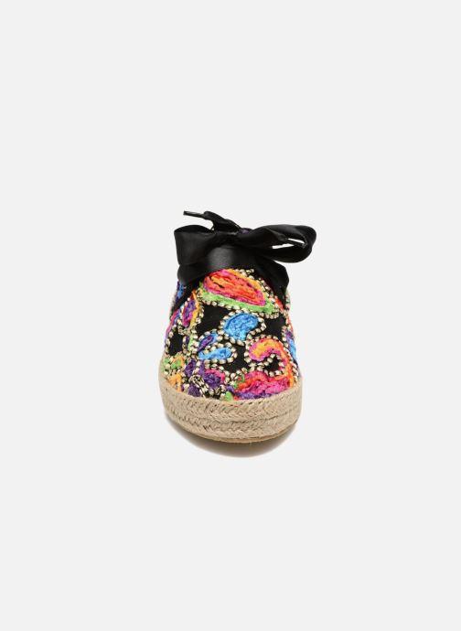 Espadrilles Fresas by Conguitos Betina Multicolore vue portées chaussures