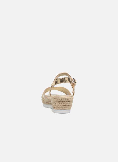 Sandalen Fresas by Conguitos Carolina gold/bronze ansicht von rechts