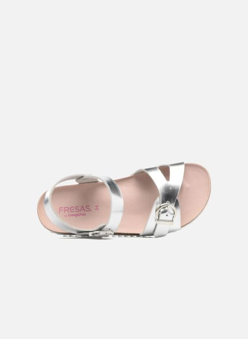 Sandali e scarpe aperte Fresas by Conguitos Claudia Argento immagine sinistra