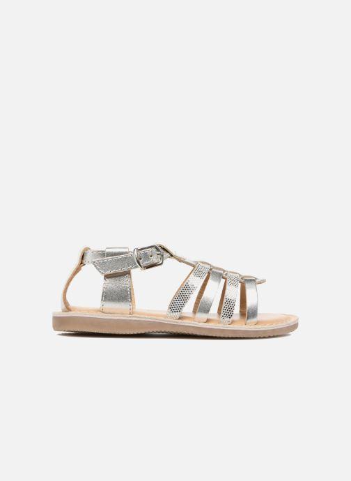 Sandales et nu-pieds Osito by Conguitos Ana Argent vue derrière