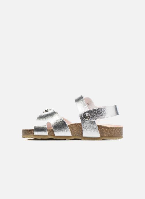 Sandali e scarpe aperte Osito by Conguitos Begona Argento immagine frontale