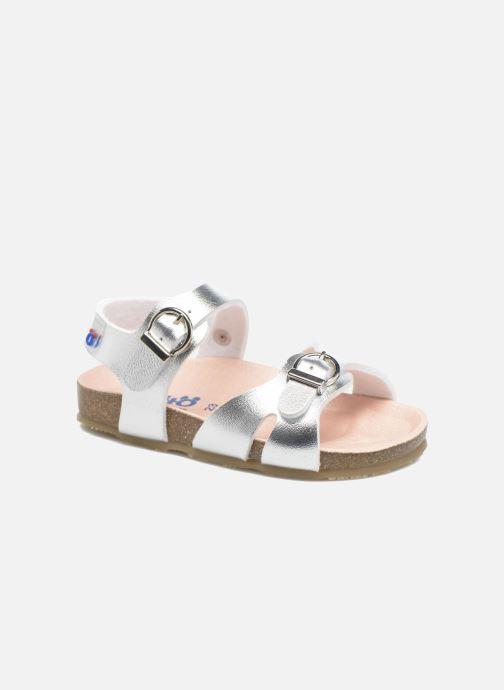 Sandali e scarpe aperte Osito by Conguitos Begona Argento vedi dettaglio/paio