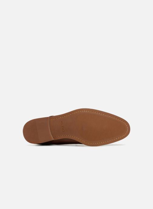 Chaussures à lacets Aldo YILAVEN Marron vue haut