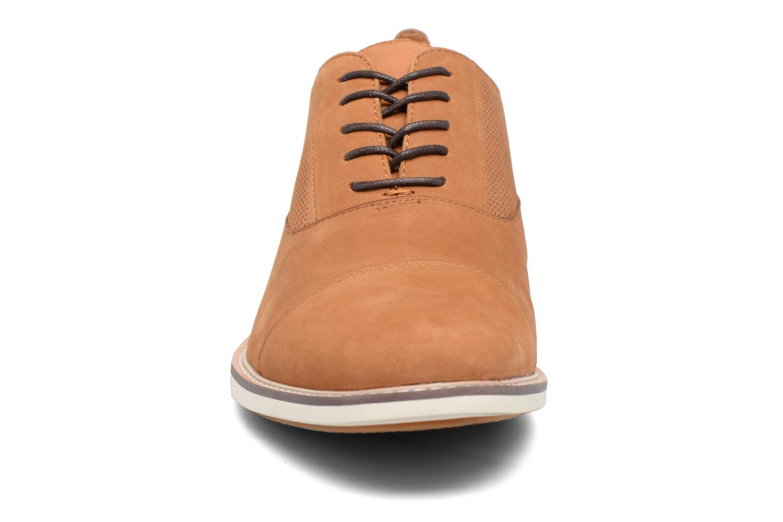 Chaussures à lacets Aldo DIGGS Marron vue portées chaussures