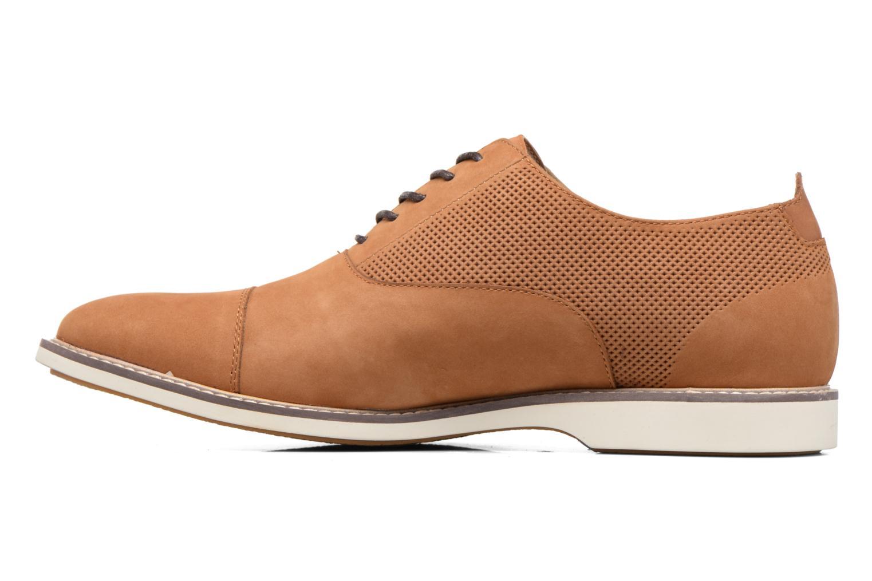 Chaussures à lacets Aldo DIGGS Marron vue face