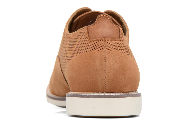Chaussures à lacets Aldo DIGGS Marron vue droite