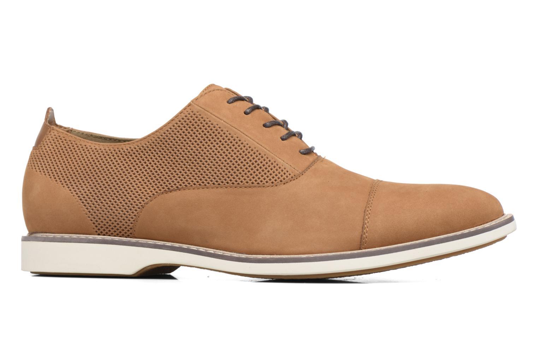 Chaussures à lacets Aldo DIGGS Marron vue derrière