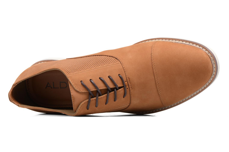 Chaussures à lacets Aldo DIGGS Marron vue gauche