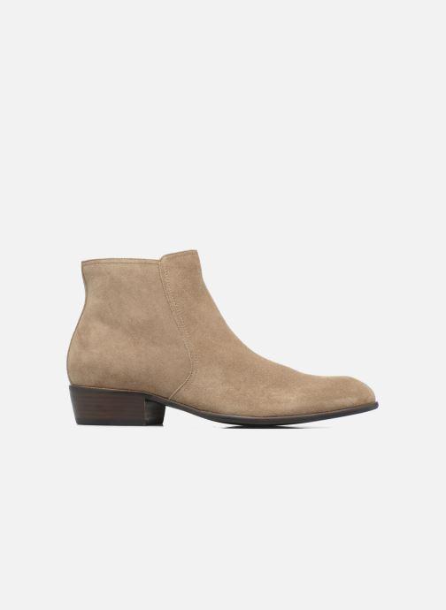 Bottines et boots Aldo SWIFT Beige vue derrière