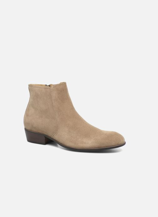 Bottines et boots Aldo SWIFT Beige vue détail/paire