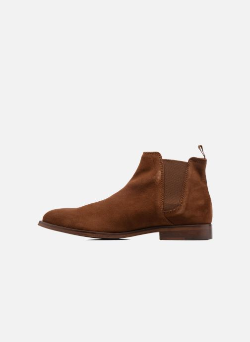 Bottines et boots Aldo VIANELLO-R Marron vue face