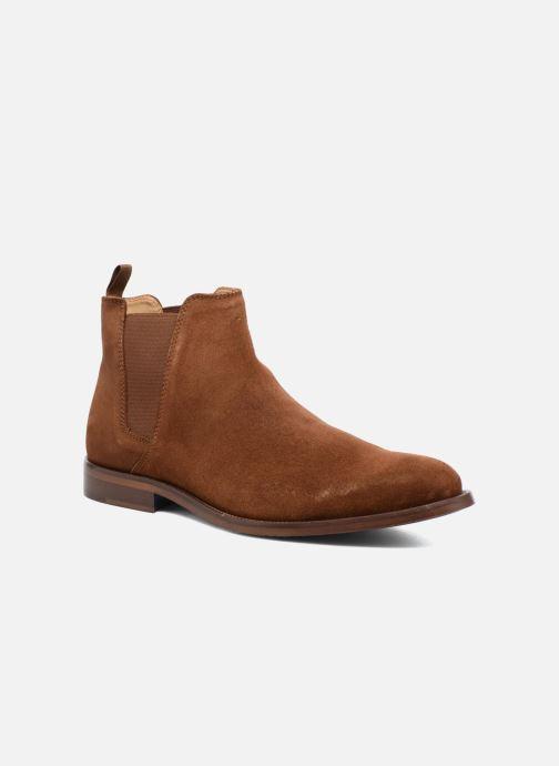 Bottines et boots Aldo VIANELLO-R Marron vue détail/paire