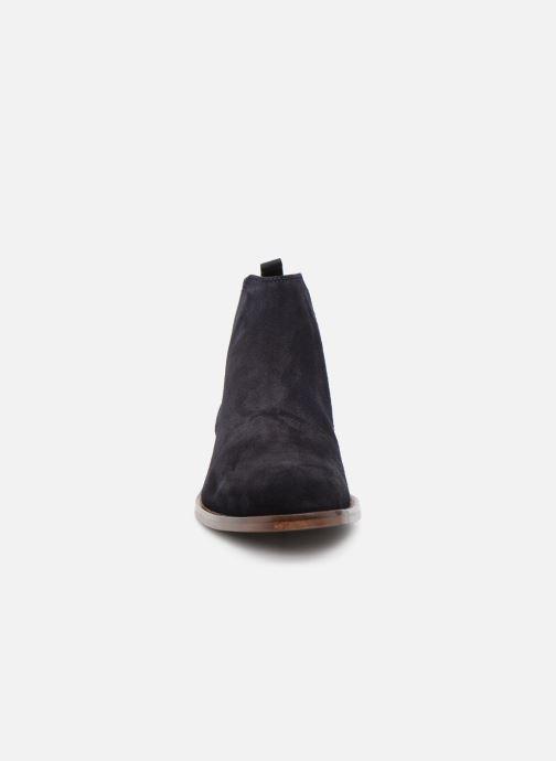 Bottines et boots Aldo VIANELLO-R Bleu vue portées chaussures