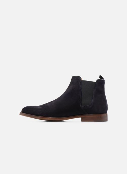 Stiefeletten & Boots Aldo VIANELLO-R blau ansicht von vorne