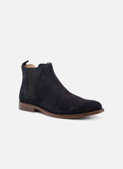 Bottines et boots Aldo VIANELLO-R Bleu vue détail/paire