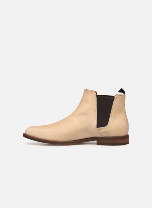 Bottines et boots Aldo VIANELLO-R Beige vue face