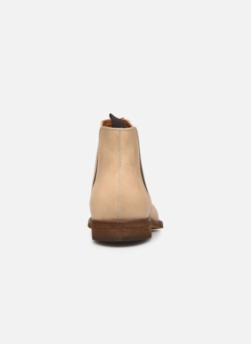 Bottines et boots Aldo VIANELLO-R Beige vue droite