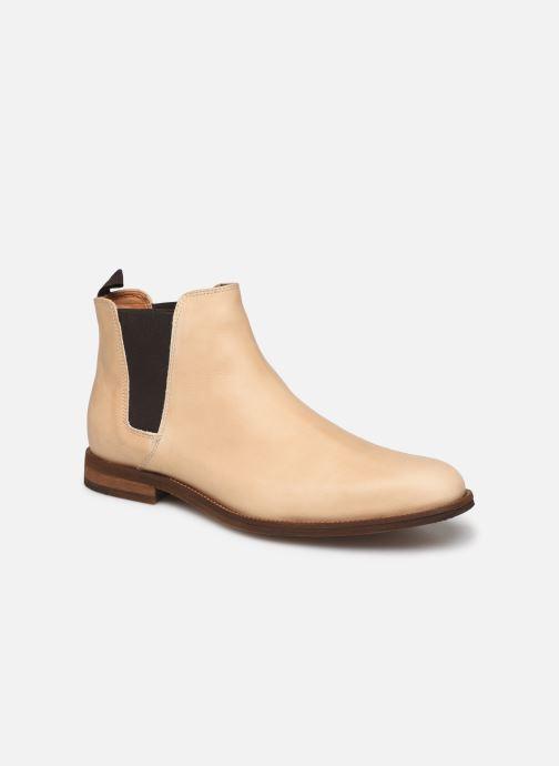Bottines et boots Aldo VIANELLO-R Beige vue détail/paire