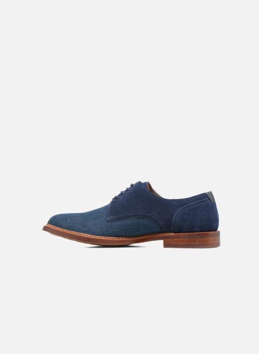Chaussures à lacets Aldo ULERADIEN Bleu vue face