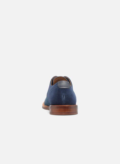 Chaussures à lacets Aldo ULERADIEN Bleu vue droite