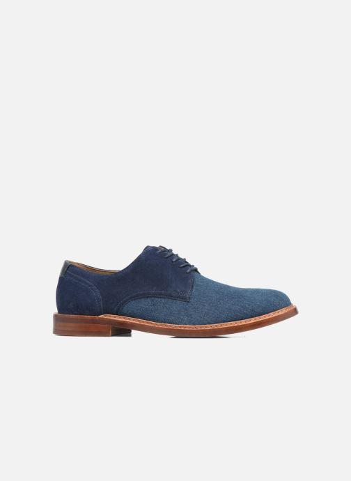 Chaussures à lacets Aldo ULERADIEN Bleu vue derrière