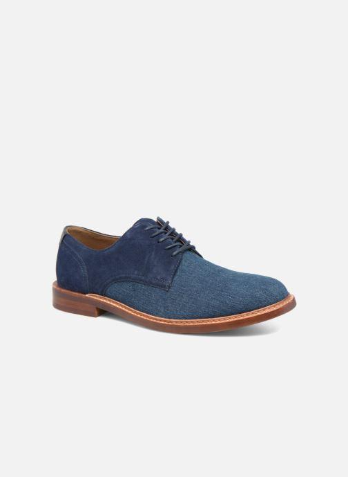 Chaussures à lacets Aldo ULERADIEN Bleu vue détail/paire