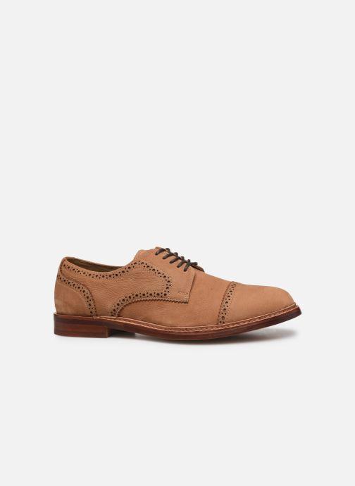 Chaussures à lacets Aldo DERRADE Marron vue derrière
