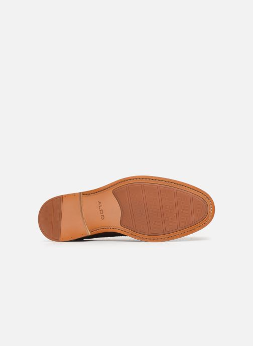 Chaussures à lacets Aldo DERRADE Marron vue haut