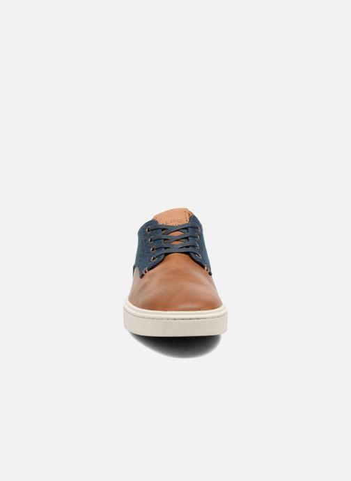 Chaussures à lacets Aldo AFOIMA Marron vue portées chaussures