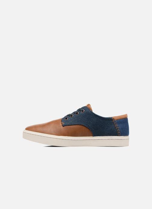 Chaussures à lacets Aldo AFOIMA Marron vue face