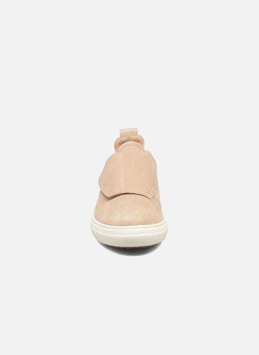 Baskets Aldo FORSIVO Marron vue portées chaussures
