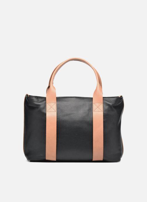 Handtaschen Clarks TASMIN BELLA Cabas cuir schwarz ansicht von vorne