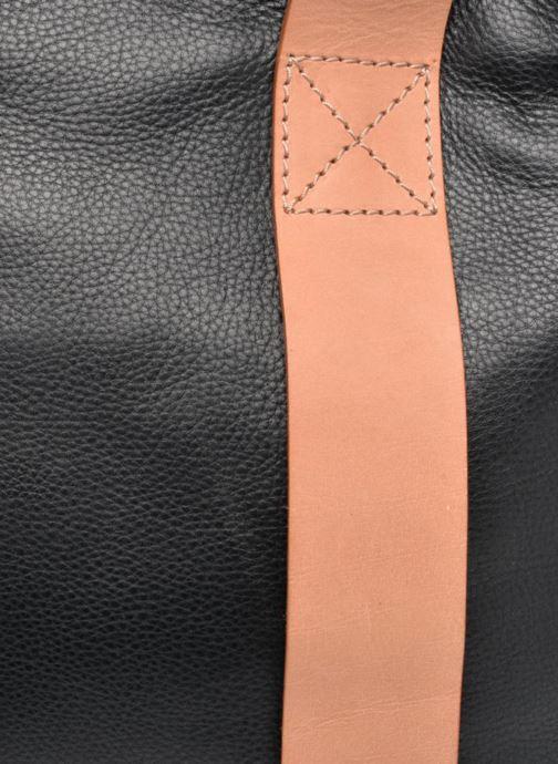 Handtaschen Clarks TASMIN BELLA Cabas cuir schwarz ansicht von hinten