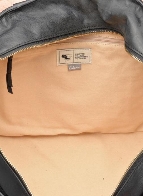 Handtaschen Clarks TASMIN BELLA Cabas cuir schwarz ansicht von links