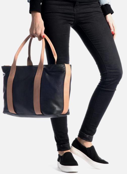 Handtaschen Clarks TASMIN BELLA Cabas cuir schwarz ansicht von oben