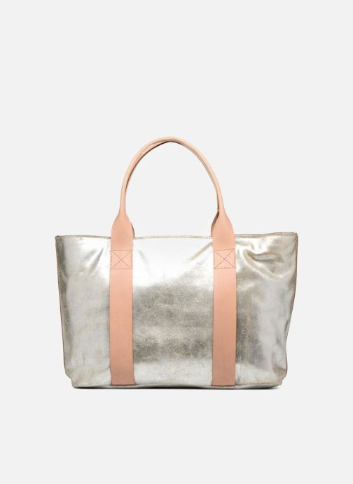 Handtaschen Clarks TASMIN BELLA Cabas cuir silber detaillierte ansicht/modell