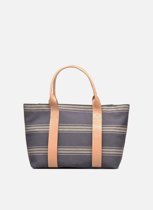 Handtaschen Clarks TASMIN BELLA Cabas textile blau ansicht von vorne